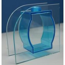玻璃對塑膠